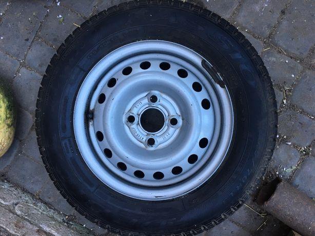 Продам шини і диски на r13