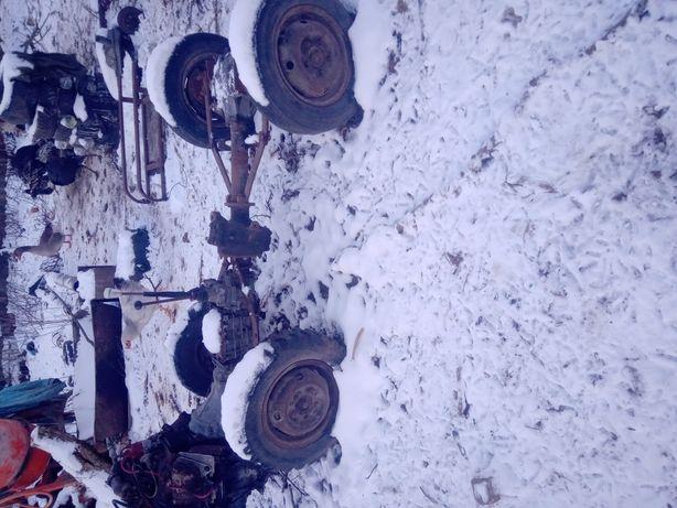 Продам обмін тракторець саморобний 4*4 повний привід