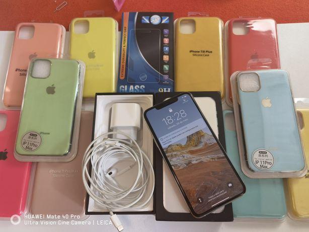 iPhone 11 Pro Max 64GB Silver Desbloqueado