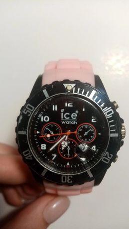Розовые часы ice watch
