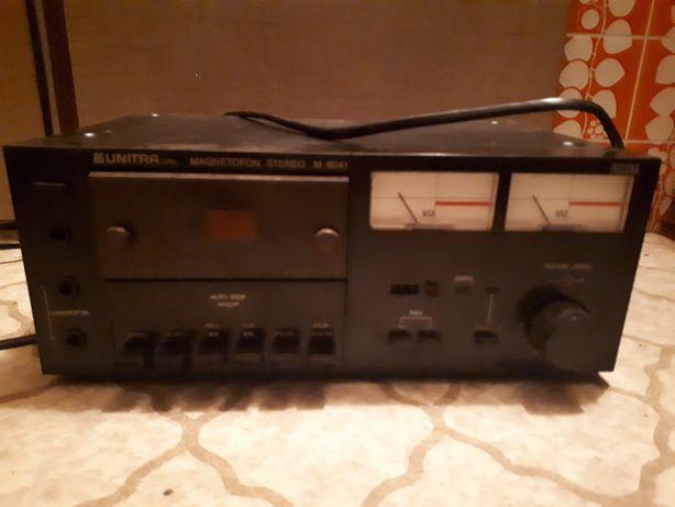 Magnetofon Unitra dla konesera