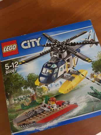 LEGO City Преследование на вертолёте