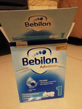 Mleko początkowe bebilon plus gratisy