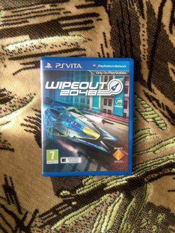 Картридж PS Vita Игра Need for Speed Most Wanted Fifa 13 Wipeout 2048