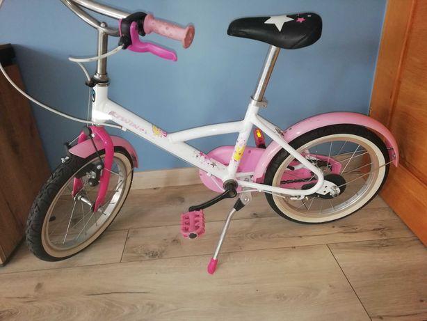 Rowerek rower decathlon 16-