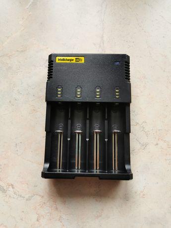 Ładowarka 4 kanałowa e-papieros