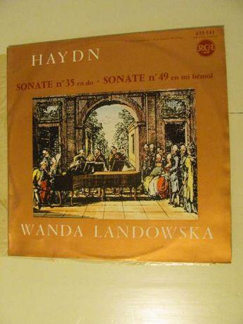 LP Vinil RCA, Haydn por Wanda Landowska RARO