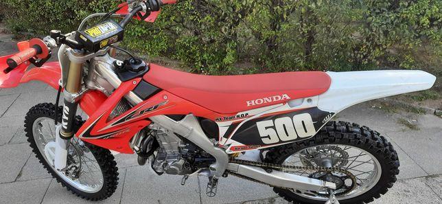 Honda CRF450r crf 450 wtrysk bardzo zadbana