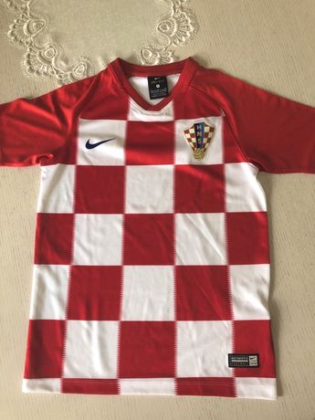 Детская футбольная форма футболка Хорватия