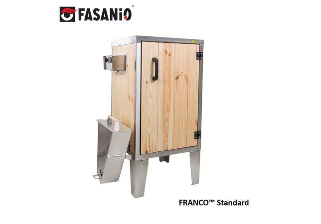 Automatyczna wędzarnia elektryczna, 110l prosta obsługa, BBQ, FASANiO