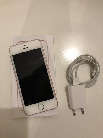 iPhonie SE rose gold 16 GB
