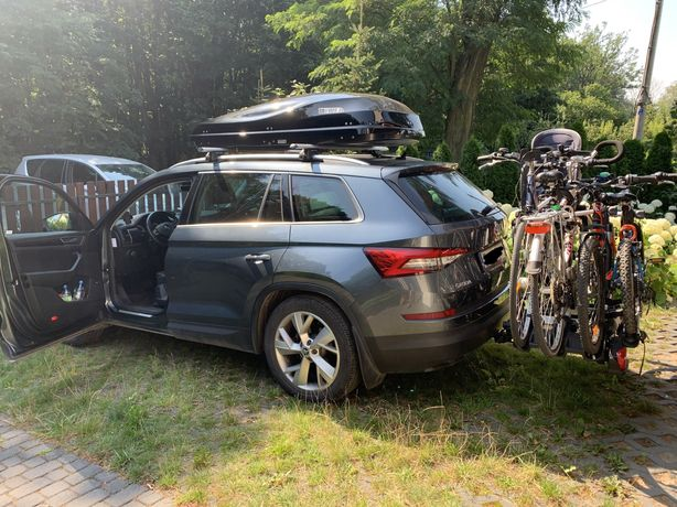 Bagażnik rowerowy Thule VeloCompact 926