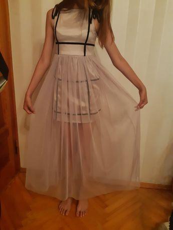 Платье нарядное, подростковое, 152 см