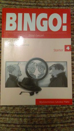 Bingo! 4 zeszyt ćwiczeń starter