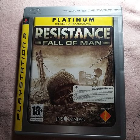 Gra na PS3 Resistance Fall Of Man pol jezyk
