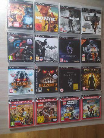 Wyprzedaż kolekcji gier Ps3