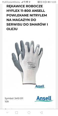 Rękawice robocze Hy-flex 11-800