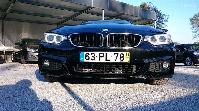 BMW Série 4 Gran Coupé versão 420d Pack M (184cv) (4p)