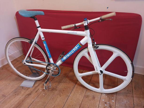 Bicicleta Urbana Bianchi Pista Dalmin