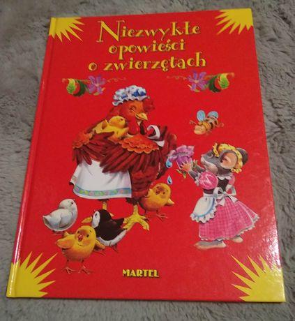 """Maria Berowska """"Niezwykłe opowieści o zwierzętach"""""""