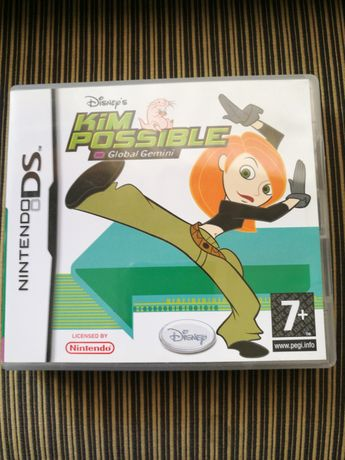 Jogo Kim Possible - NintendoDS