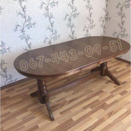 Столи обідні 2м розкладні. Великі столи! Столы двухметровые. Стол!