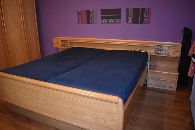 Łózko sypialnia  używane