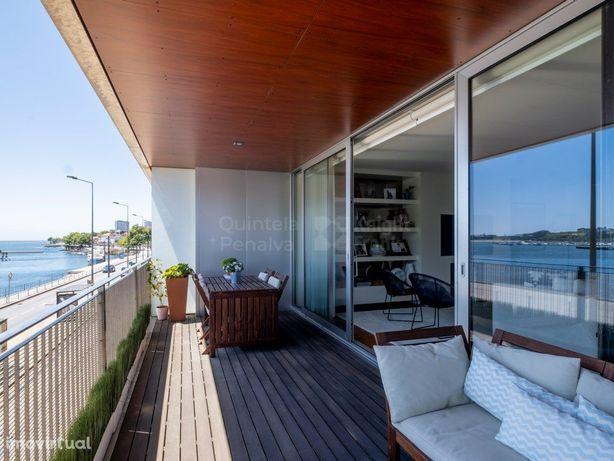 Apartamento T3 para arrendar, sem móveis, em frente ao Ri...