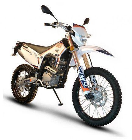 Эндуро мотоцикл KAYO T4 2020 наличие, гарантия, кредит