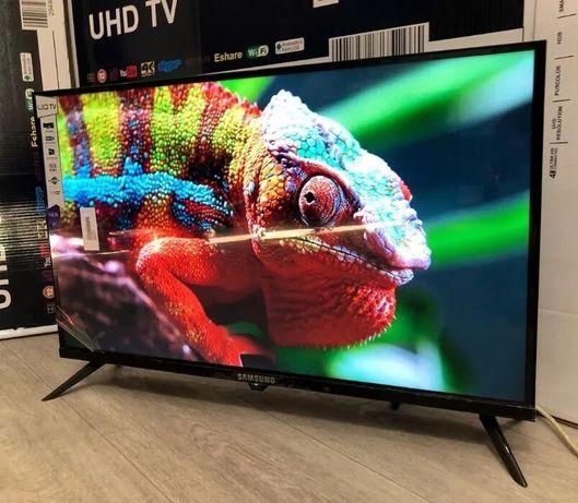 Телевизор Самсунг 34 дюйма SMART Т2 4k Full HD Смарт Samsung Опт