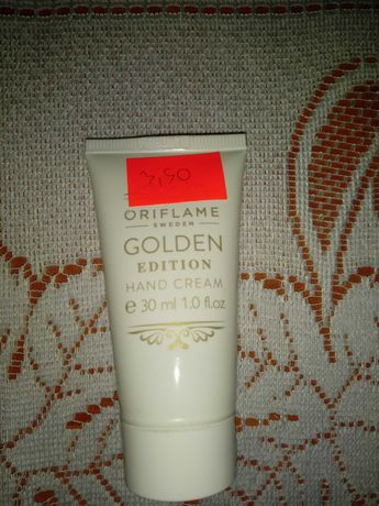 Krem do rąk Golden Edition Oriflame