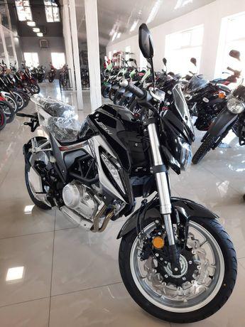 Новий мотоцик LIFAN KP350 новинка 2020року