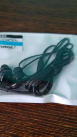 Słuchawki sportowe HI-FI z zestawem głośnomówiącym i mikrofonem