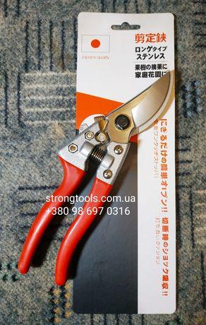 """Секатор садовый японский """"model 2"""" из высокоуглеродистой стали SK-5"""