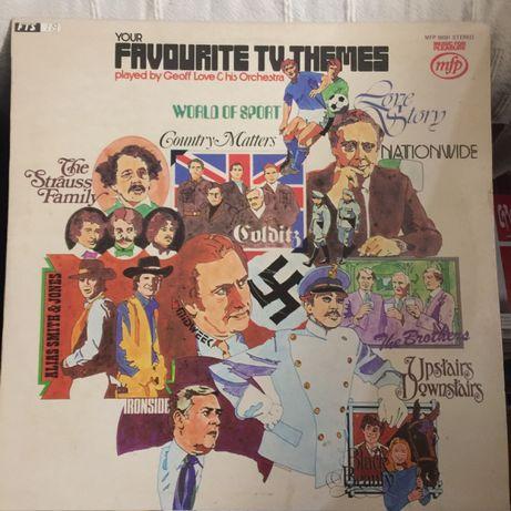 Vinil: Your Favourite tv Themes 1973