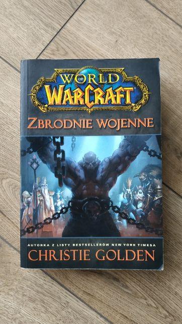 World od Warcraft: Zbrodnie wojenne - Christie Golden