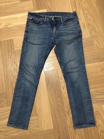 Spodnie Levis 511 W33 L32