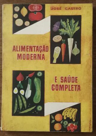 alimentação moderna e saúde completa josé castro