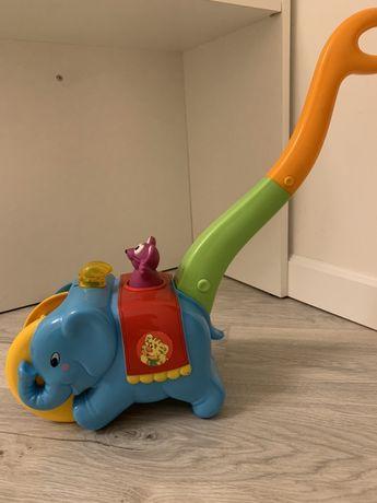 Слон циркач