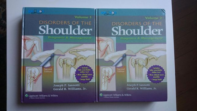 Disorders of the shoulder vol 1 i 2