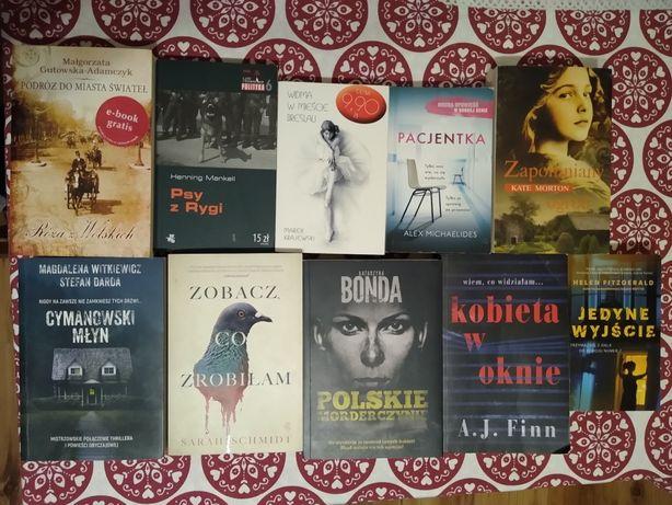 Książki wymienię