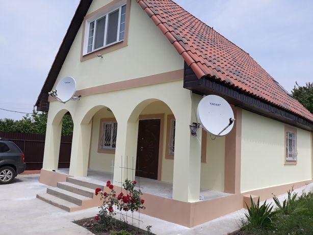 Современный дом со всеми удобствами и видом на лиман