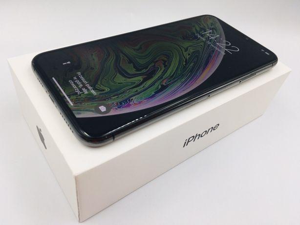 iPhone XS MAX 64GB SPACE GRAY • PROMOCJA • GW 1 MSC • AppleCentrum