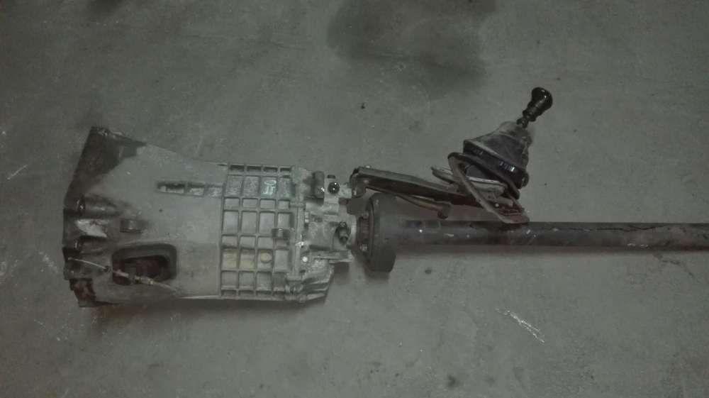 Caixa de velocidades opel ref. R25 e R28 c20xe. C20ne. C20se Mazedo E Cortes - imagem 1