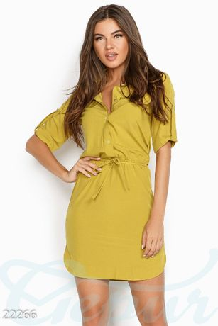платье рубашка короткое туника