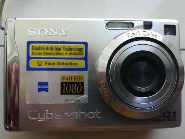 Máquina fotografica Sony cibershot