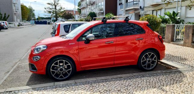 Fiat 500x Sport GARANTIA DE FÁBRICA ATÉ 10/2022