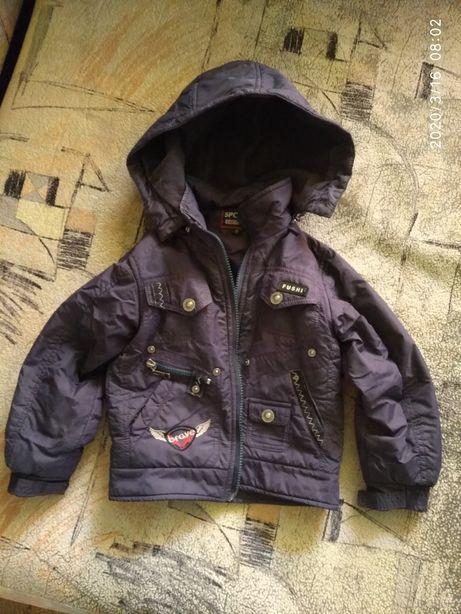 Куртка осенняя, размер 98