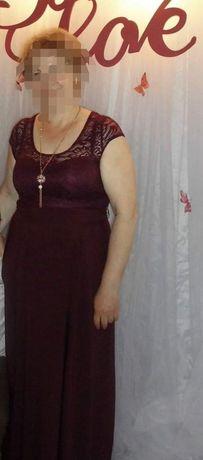 Жёнское платье в пол