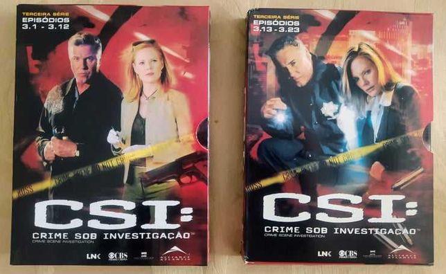 CSI - Temporada 3